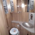 Bad und WC mit viel Platz
