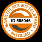 Wir sind Mitglied im Marktplatz Mittelstand-Netzwerk