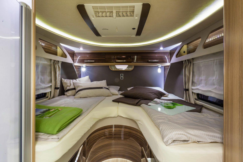 SUN i 900 - großes und bequemes Schlafzimmer