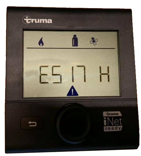 Fehlercode E517H